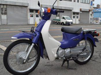 ホンダスーパーカブ110 JA07