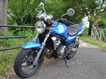 カワサキ バリオス ZR250B