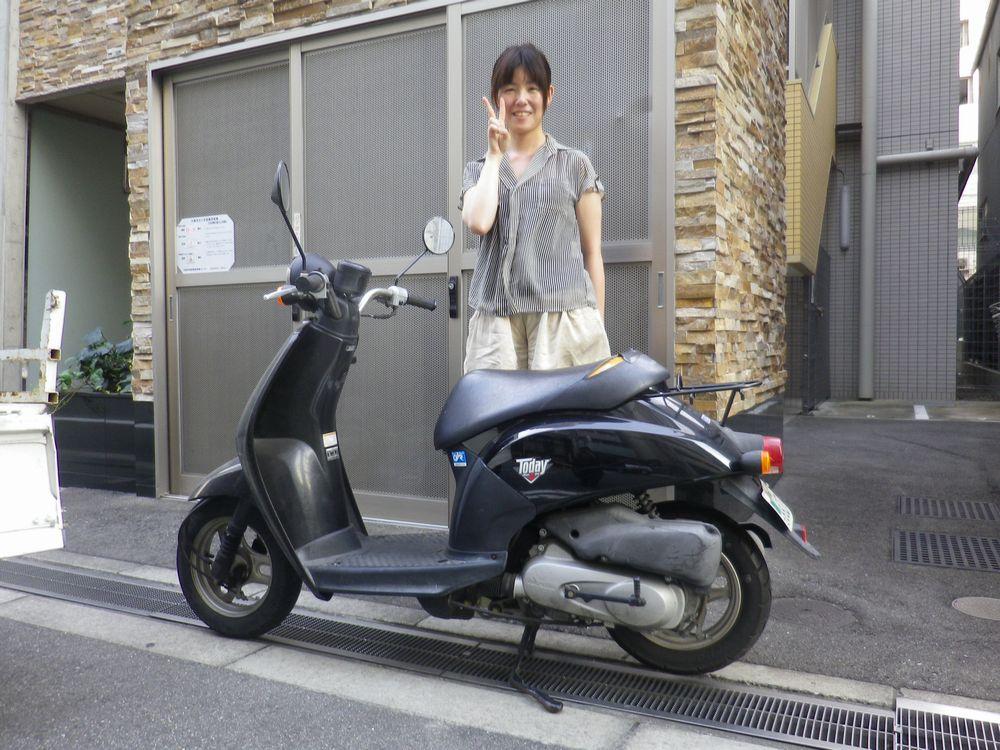 京都市山科区でお引取したお客様の画像
