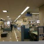 摂津市役所市民税課32番窓口の画像