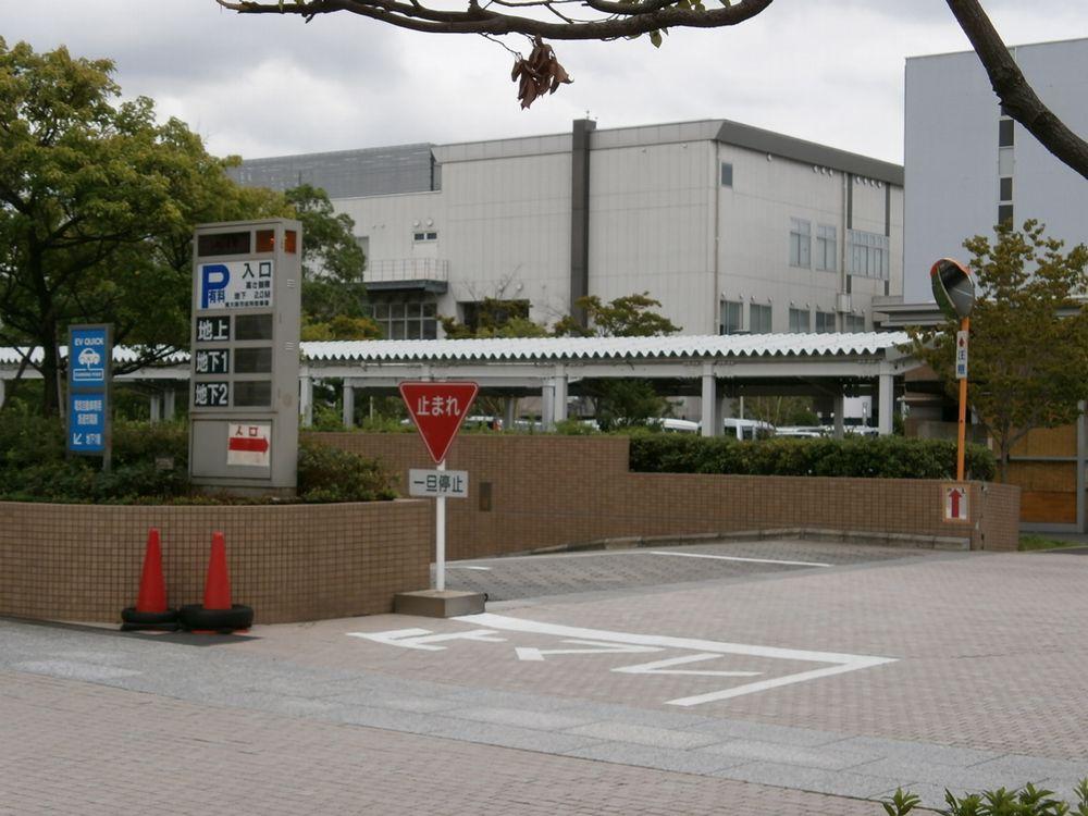 東大阪市の駐車場の画像