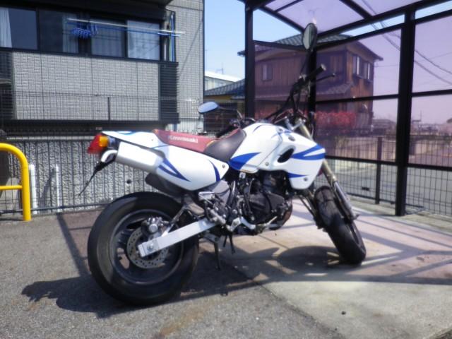 滋賀県大津市で買取したカワサキKSR80