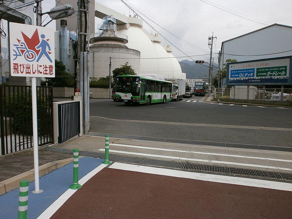 兵庫陸運部出口の画像
