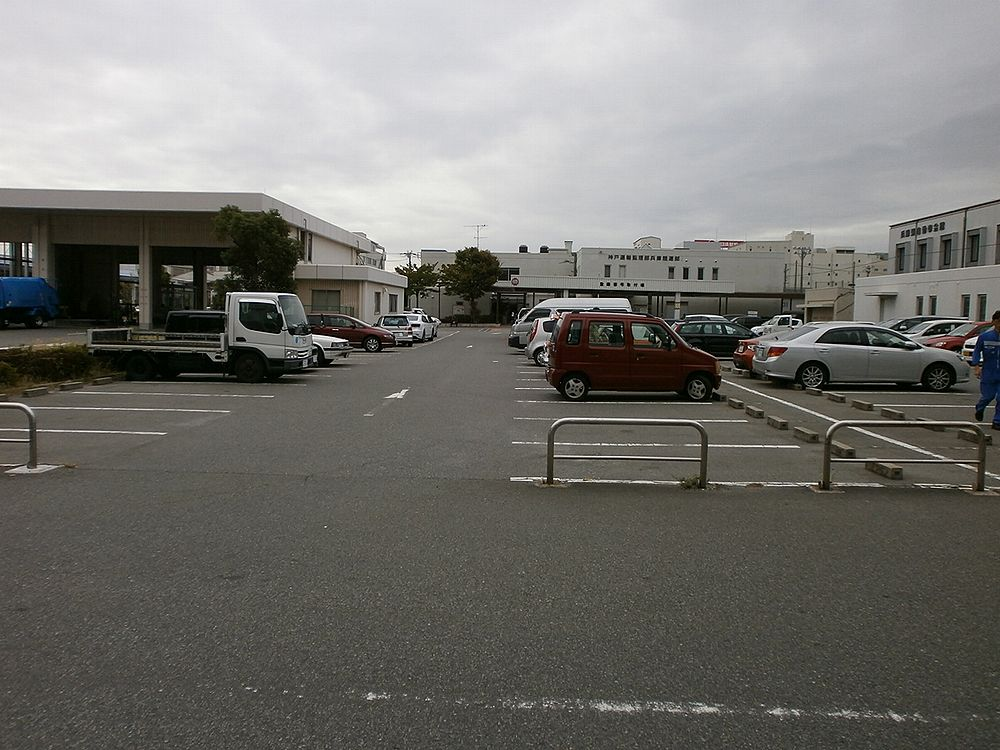兵庫陸運部駐車場の画像