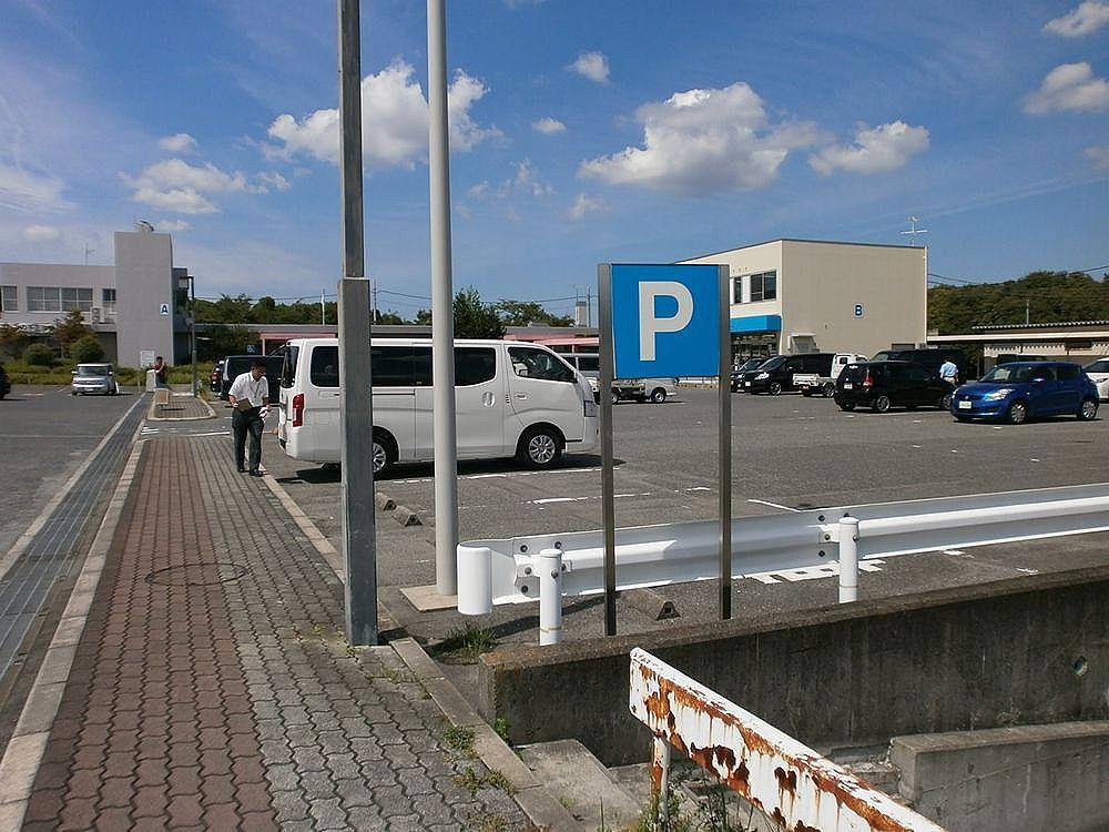 和泉自動車検査登録事務所駐車場の画像