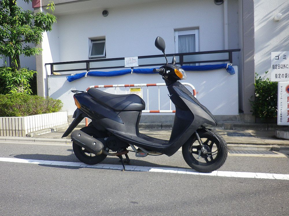 京都市伏見区でスズキレッツ2引取りした画像