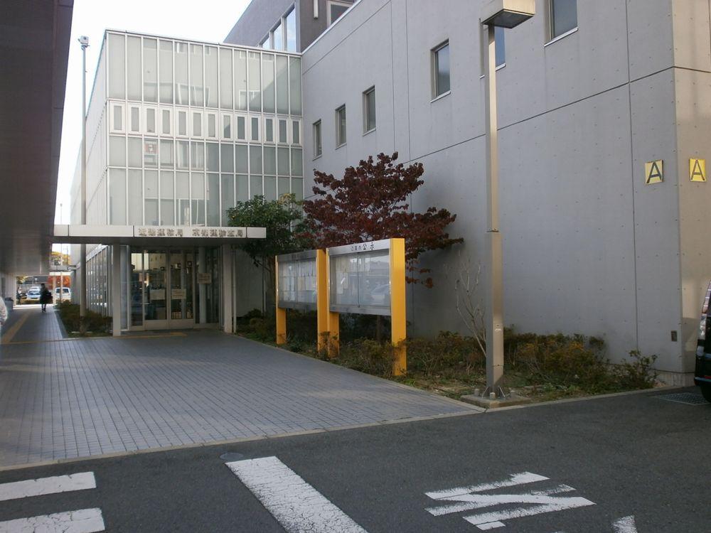 京都運輸支局Aの建物の画像