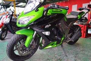 Kawasaki Ninja 1000 overview