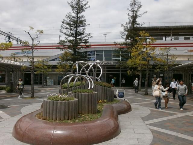 JR明石駅・山陽電車明石駅