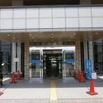 堺市東区役所 正面玄関