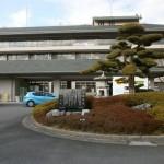 京田辺市役所外観