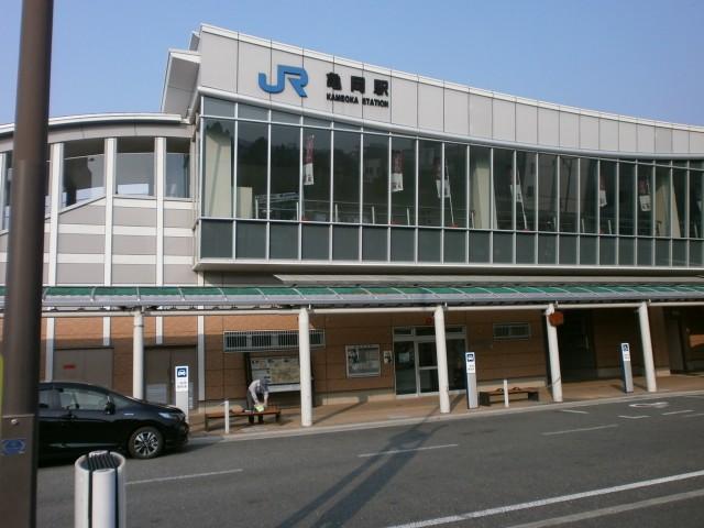 JR亀岡駅外観
